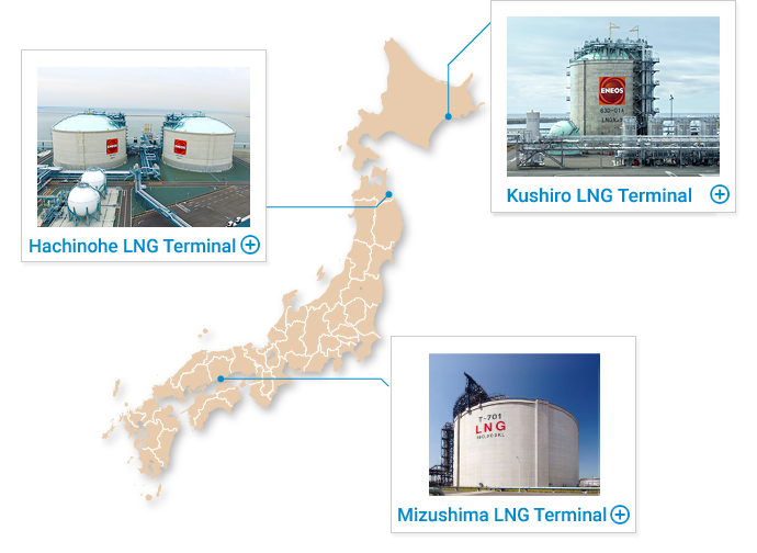 LNG (Liquefied Natural Gas) / Natural Gas | Energy for