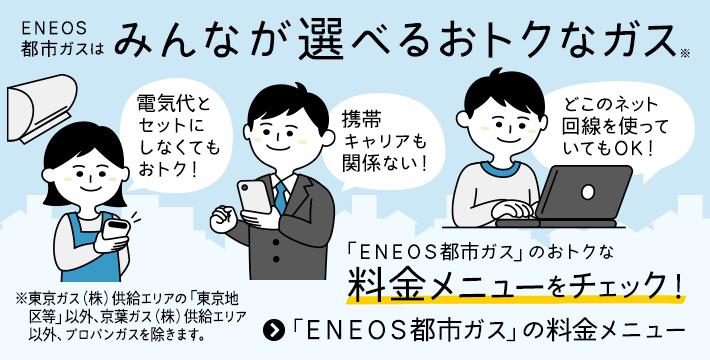 Eneos 電気 ガス